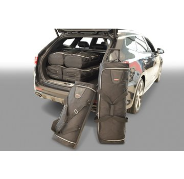CAR-Bags CAR-BAGS Auto-Reisetaschenset für Kia Optima SW (JF) 2016> Kombi