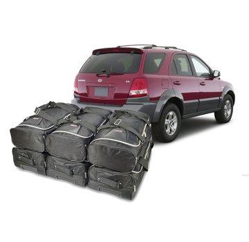 CAR-Bags CAR-BAGS Auto-Reisetaschenset für Kia Sorento I (JC-BL) 2002-2009