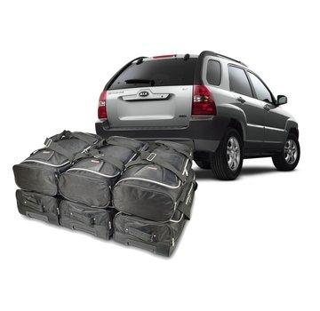 CAR-Bags CAR-BAGS Auto-Reisetaschenset für Kia Sportage II (JE) 2004-2010