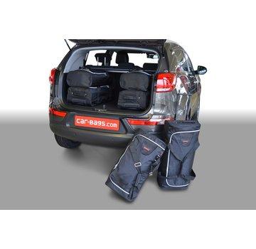 CAR-Bags CAR-BAGS Auto-Reisetaschenset für Kia Sportage III (SL) 2010-2015