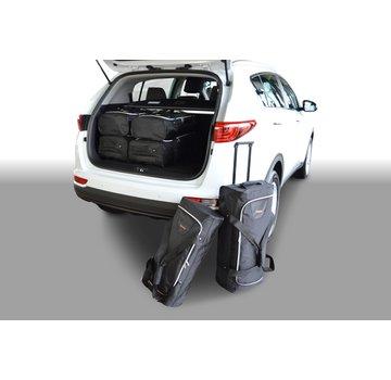 CAR-Bags CAR-BAGS Auto-Reisetaschenset für Kia Sportage IV (QL) 2015> 5-türig Fließheck