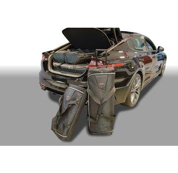 CAR-Bags CAR-BAGS Auto-Reisetaschenset für Kia Stinger 2017>