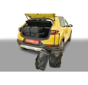 CAR-Bags CAR-BAGS Auto-Reisetaschenset für Kia Stonic (YB) 2017>