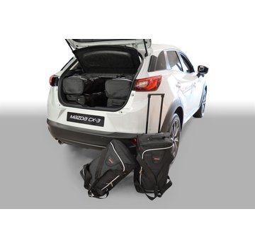 CAR-Bags CAR-BAGS Auto-Reisetaschenset für Mazda CX-3 2015>
