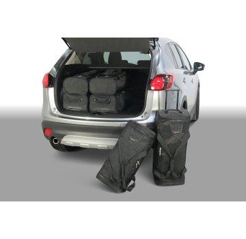 CAR-Bags CAR-BAGS Auto-Reisetaschenset für Mazda CX-5 (KE) 2012-2017