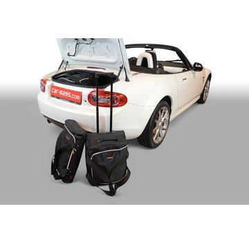 CAR-Bags CAR-BAGS Auto-Reisetaschenset für Mazda MX-5 (NC) 2005-2015