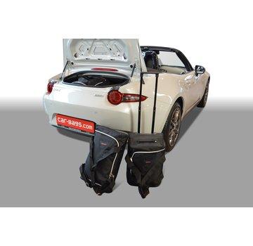CAR-Bags CAR-BAGS Auto-Reisetaschenset für Mazda MX-5 (ND) 2015>