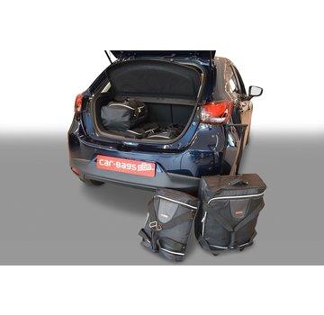 CAR-Bags CAR-BAGS Auto-Reisetaschenset für Mazda2 (DJ) 2015> 5-türig Fließheck