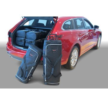 CAR-Bags CAR-BAGS Auto-Reisetaschenset für Mazda6 (GJ) Sportbreak 2012> Kombi