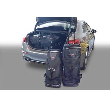 CAR-Bags CAR-BAGS Auto-Reisetaschenset für Mercedes A-Klasse (V177) 2018> 4-türig Limousine