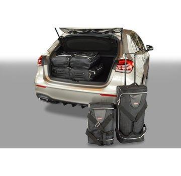 CAR-Bags CAR-BAGS Auto-Reisetaschenset für Mercedes A-Klasse Plug-in Hybrid (W177) 2020> 4-türig Limousine
