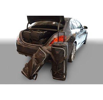 CAR-Bags CAR-BAGS Auto-Reisetaschenset für Mercedes C-Klasse (W205) 2014> 4-türig Limousine