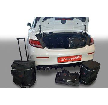 CAR-Bags CAR-BAGS Auto-Reisetaschenset für Mercedes C-Klasse Cabrio (A205) 2016>