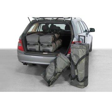 CAR-Bags CAR-BAGS Auto-Reisetaschenset für Mercedes C-Klasse Estate (S204) 2007-2014 Kombi