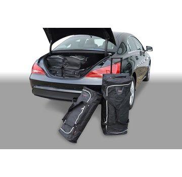 CAR-Bags CAR-BAGS Auto-Reisetaschenset für Mercedes CLA (C117) 2013-2019 4-türig Coupé