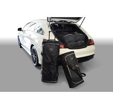 CAR-Bags CAR-BAGS Auto-Reisetaschenset für Mercedes CLA shooting brake (X117) 2015-2019 Kombi