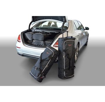 CAR-Bags CAR-BAGS Auto-Reisetaschenset für Mercedes E-Klasse (W213) 2016> 4-türig Limousine