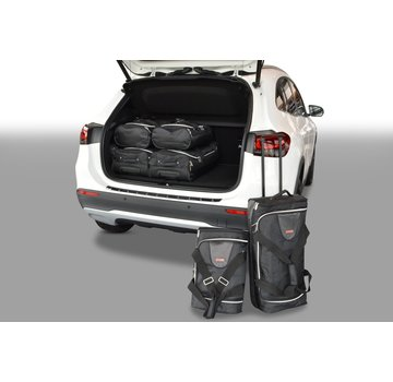 CAR-Bags CAR-BAGS Auto-Reisetaschenset für Mercedes GLA (H247) 2020>