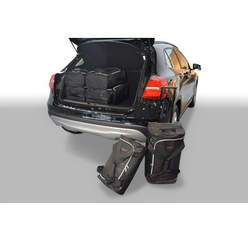 CAR-Bags CAR-BAGS Auto-Reisetaschenset für Mercedes GLA (X156) 2014-2020