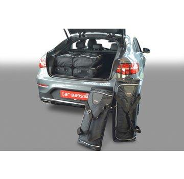CAR-Bags CAR-BAGS Auto-Reisetaschenset für Mercedes GLC Coupé (C253) 2016>