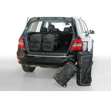 CAR-Bags CAR-BAGS Auto-Reisetaschenset für Mercedes GLK (X204) 2008-2015