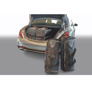 CAR-Bags CAR-BAGS Auto-Reisetaschenset für Mercedes S-Class (W222) 2013> 4-türig Limousine