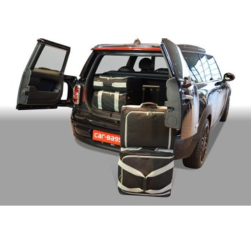CAR-Bags CAR-BAGS Auto-Reisetaschenset für Mini Clubman (R55) 2007-2015 Kombi