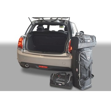 CAR-Bags CAR-BAGS Auto-Reisetaschenset für Mini One - Cooper (F56 - Mk III) 2014> 3-türig Fließheck