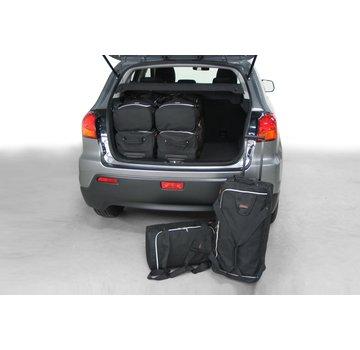 CAR-Bags CAR-BAGS Auto-Reisetaschenset für Mitsubishi ASX 2010>