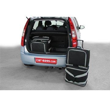 CAR-Bags CAR-BAGS Auto-Reisetaschenset für Mitsubishi Colt (Z30) 2004-2009 5-türig Fließheck