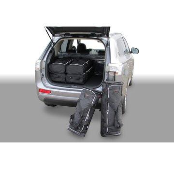 CAR-Bags CAR-BAGS Auto-Reisetaschenset für Mitsubishi Outlander PHEV 2013>