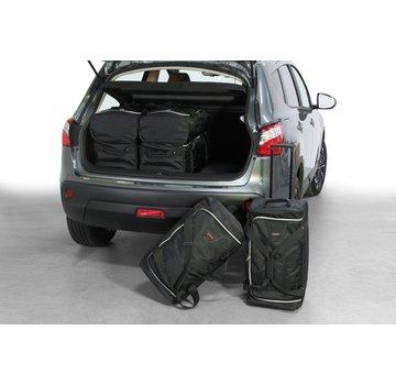 CAR-Bags CAR-BAGS Auto-Reisetaschenset für Nissan Qashqai (J10) 2007-2013