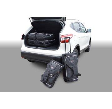 CAR-Bags CAR-BAGS Auto-Reisetaschenset für Nissan Qashqai (J11) 2013>