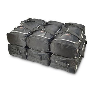 CAR-Bags CAR-BAGS Auto-Reisetaschenset für Nissan Qashqai+2 (J10) 2008-2013