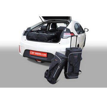 CAR-Bags CAR-BAGS Auto-Reisetaschenset für Opel Ampera 2012> 5-türig Fließheck