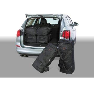 CAR-Bags CAR-BAGS Auto-Reisetaschenset für Opel Astra J Sports Tourer 2010-2015 Kombi