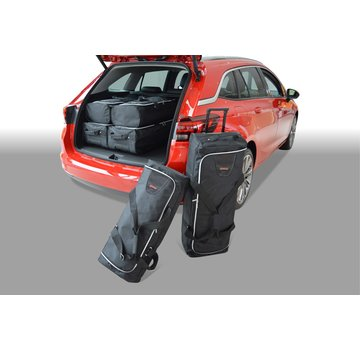 CAR-Bags CAR-BAGS Auto-Reisetaschenset für Opel Astra K Sports Tourer 2016> Kombi