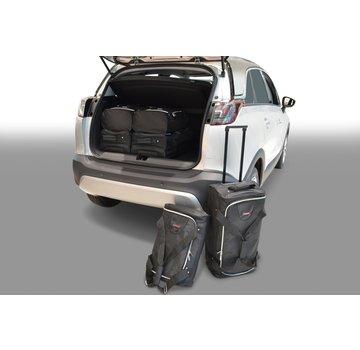 CAR-Bags CAR-BAGS Auto-Reisetaschenset für Opel Crossland X 2017>