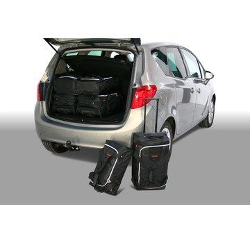 CAR-Bags CAR-BAGS Auto-Reisetaschenset für Opel Meriva B 2010-2017