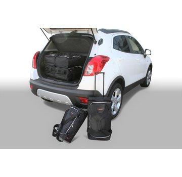 CAR-Bags CAR-BAGS Auto-Reisetaschenset für Opel Mokka / Mokka X 2012>