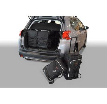 CAR-Bags CAR-BAGS Auto-Reisetaschenset für Peugeot 2008 I 2013-2019