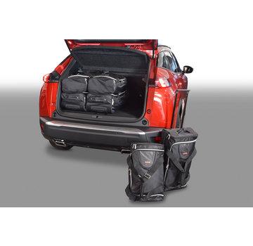 CAR-Bags CAR-BAGS Auto-Reisetaschenset für Peugeot 2008 II 2019>
