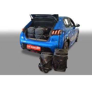 CAR-Bags CAR-BAGS Auto-Reisetaschenset für Peugeot 208 2019>