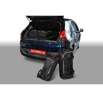 CAR-Bags CAR-BAGS Auto-Reisetaschenset für Peugeot 3008 I 2009-2016