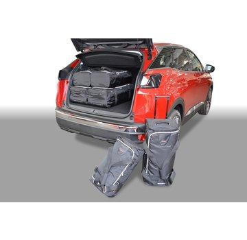 CAR-Bags CAR-BAGS Auto-Reisetaschenset für Peugeot 3008 II 2016>