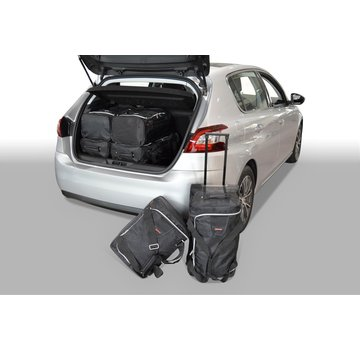 CAR-Bags CAR-BAGS Auto-Reisetaschenset für Peugeot 308 II 2013> 5-türig Fließheck