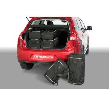 CAR-Bags CAR-BAGS Auto-Reisetaschenset für Peugeot 4008 2012-2017