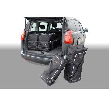 CAR-Bags CAR-BAGS Auto-Reisetaschenset für Peugeot 5008 2009-2017