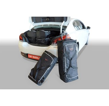 CAR-Bags CAR-BAGS Auto-Reisetaschenset für Peugeot 508 I 2010-2018 4-türig Limousine