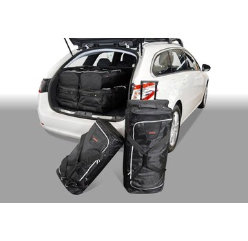 CAR-Bags CAR-BAGS Auto-Reisetaschenset für Peugeot 508 I SW 2011-2019 Kombi
